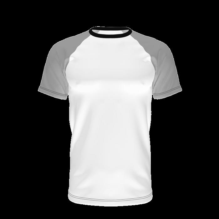 custom anti uv bioceramic t-shirt short sleeve