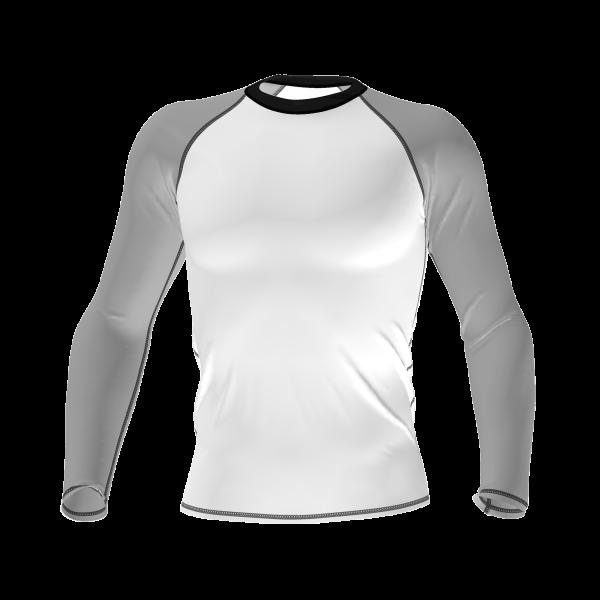 custom anti uv rashguard long sleeve